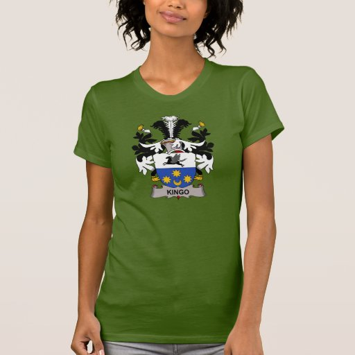 Kingo Family Crest Shirt
