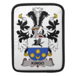 Kingo Family Crest Sleeves For iPads