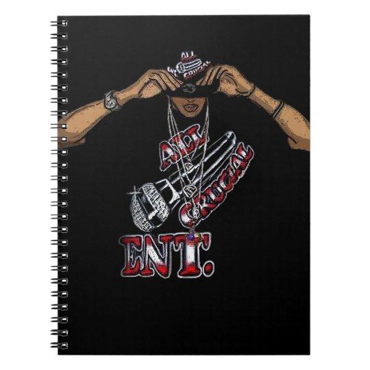 Kingpen Notebook