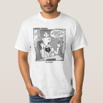 Kingpin Chess Peace cartoon T-Shirt