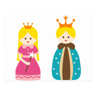 KingQueen1 Postcard