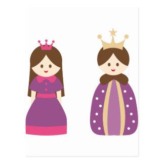 KingQueen2 Postcard