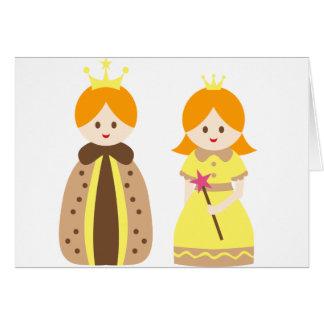 KingQueen3 Card