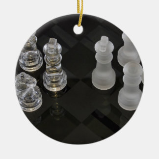 Kings and Courts Ceramic Ornament