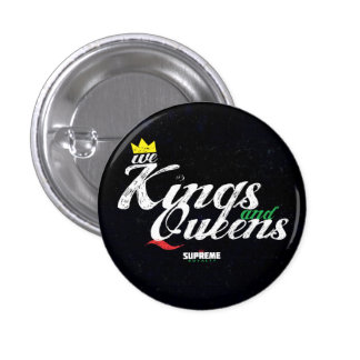 Kings and Queens Button Pan-Tri Color