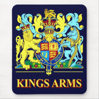 Kings Arms Mouse Pad