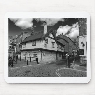 Kings arms. The pub that floods. Mouse Pad