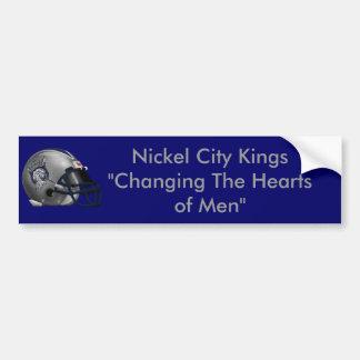 Kings Bumper Sticker