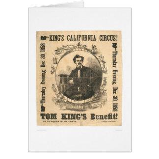 King's California Circus (0804A) Card
