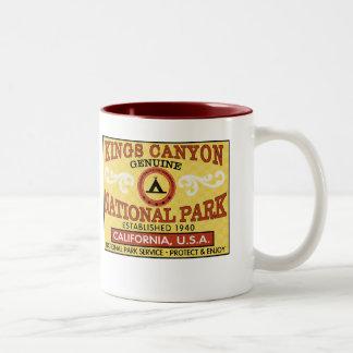 Kings Canyon National Park Coffee Mug