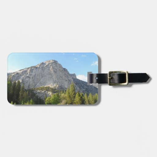 Kings Canyon National Park Travel Bag Tags
