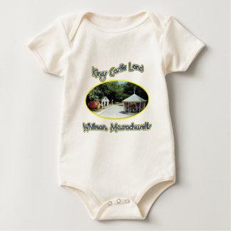 Kings Castle Land Baby Bodysuit