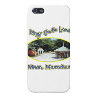 Kings Castle Land Cover For iPhone SE/5/5s