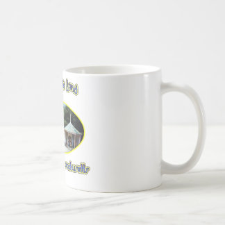Kings Castle Land Classic White Coffee Mug