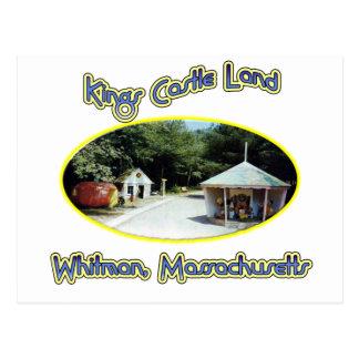 Kings Castle Land Postcard