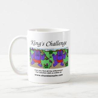 King's Challenge Cyclops Mug mug