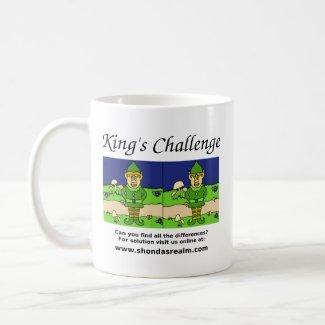 King's Challenge Elf Mug mug