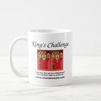 King's Challenge Mug mug