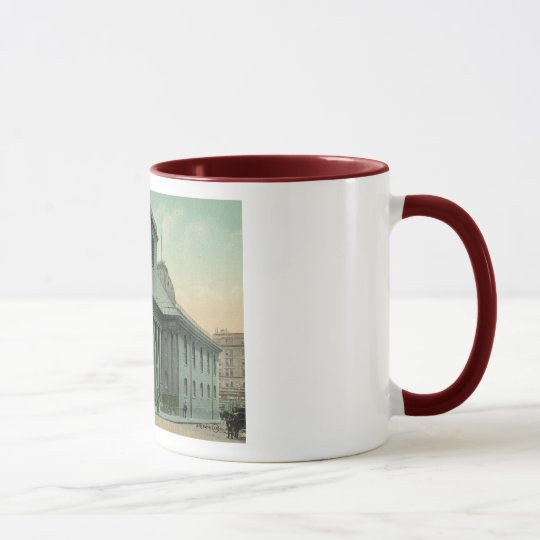King's Chapel, Boston Vintage Mug