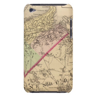 Kings Co, NS iPod Touch Case-Mate Case