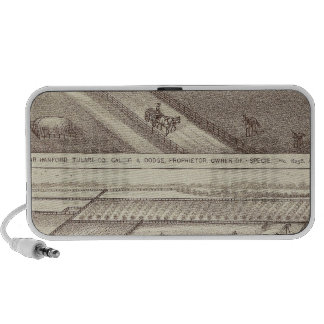 Kings Co ranches Notebook Speakers