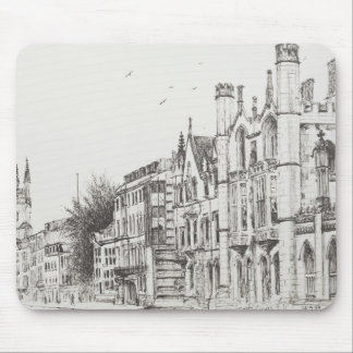 Kings College Cambridge 2007 Mouse Pad