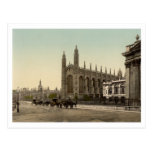 King's College, Cambridge, England Post Cards