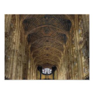 King's College Chapel ~ Cambridge, England Card