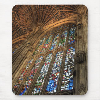 King's College Chapel ~ Cambridge, England Mouse Pad
