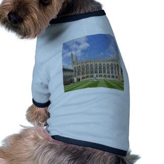 Kings College Chapel Dog Tee