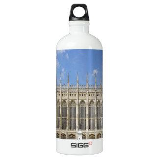 Kings College Chapel Water Bottle