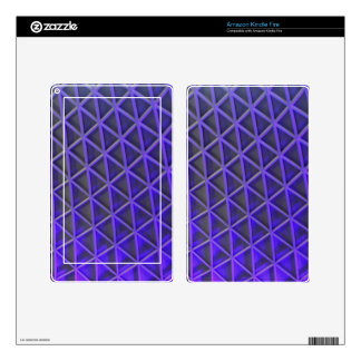 Kings Cross Abstract Kindle Fire Skin