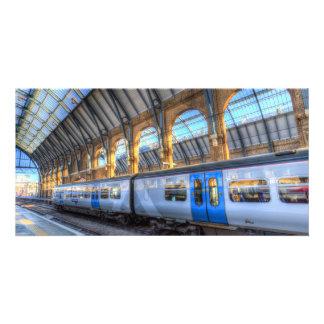 Kings Cross Station London Card