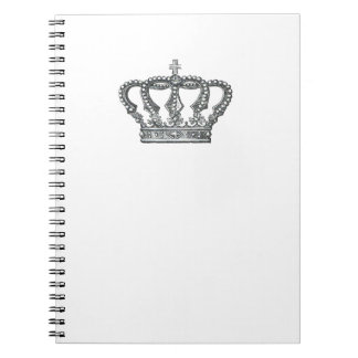 King's Crown Notebook
