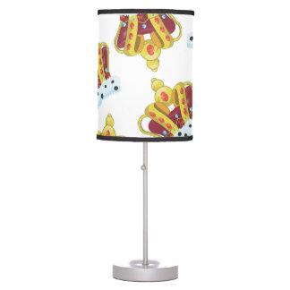 Kings Crown Table Lamp