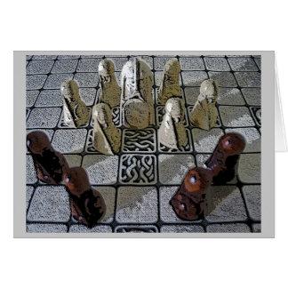 Kings game greeting card