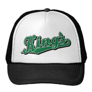 King's in Green Trucker Hat