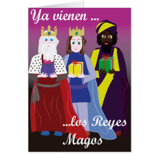 Kings Magos Card