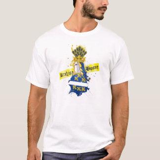 Kings of Bosnia Female Metallic Shirt