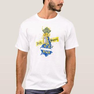 Kings of Bosnia Male Shirt Distressing