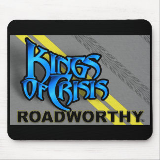 Kings of Crisis Roadworthy Mouse pad