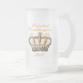 Kings of Football Oranje Nederland Wereldkampioen Coffee Mug