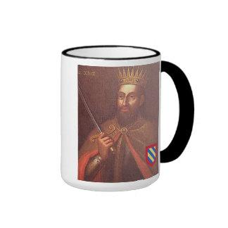 Kings of Portugal* 6, King Diniz Ringer Mug