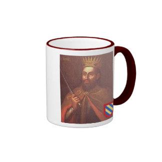Kings of Portugal* Series, #6, Diniz Ringer Coffee Mug