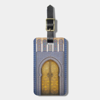 King'S Palace Ornate Doors Bag Tag