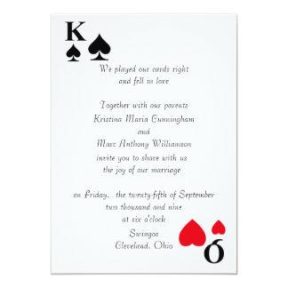 Kings & Queens Wedding Invitation (2)