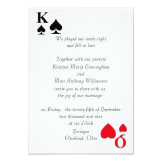 Kings & Queens Wedding Invitation (3)