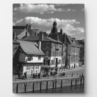Kings Staith York river Ouse Plaques