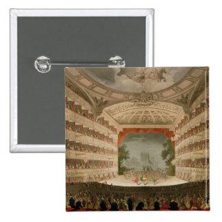 Kings Theatre Opera House Pinback Button