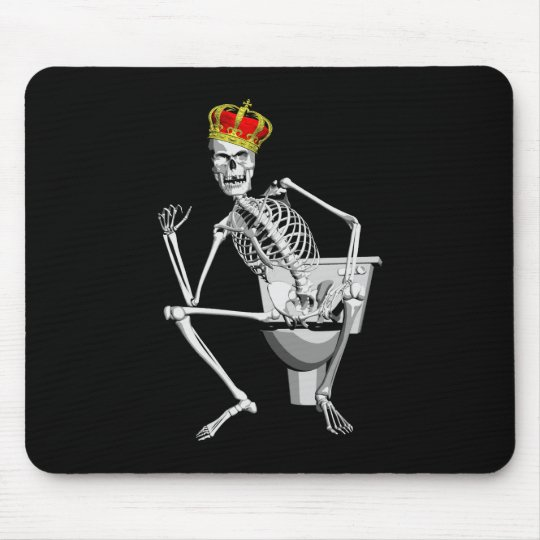 Kings Thrown Mouse Pad